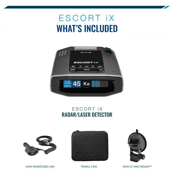 Escort Radar Detector