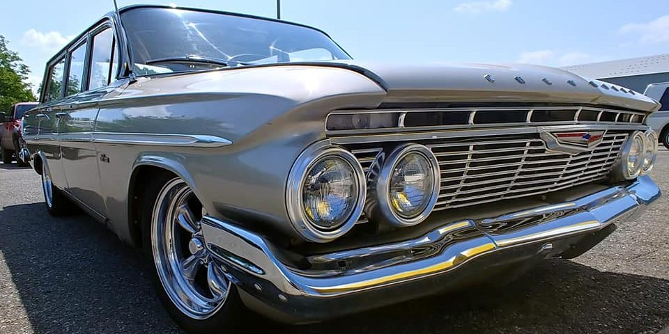 1961 Chevrolet Belair Parkwood