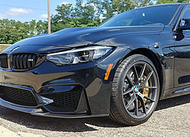 Check out this AMAZING 2018 BMW M3 CS!!
