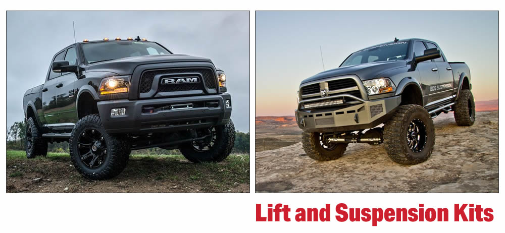 Lift and Suspension