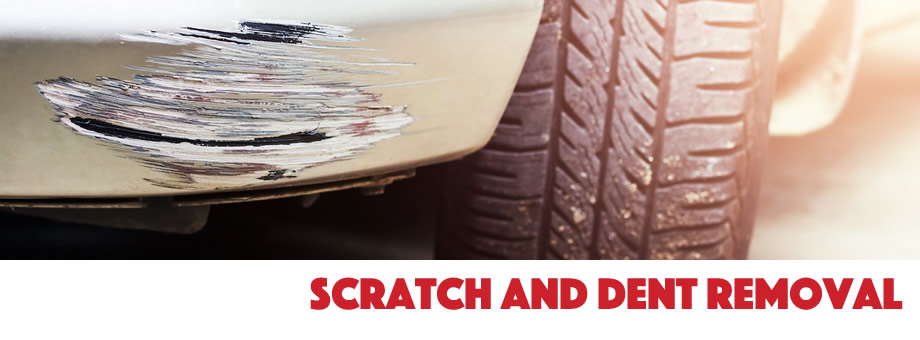 Scratch and Dent Removal