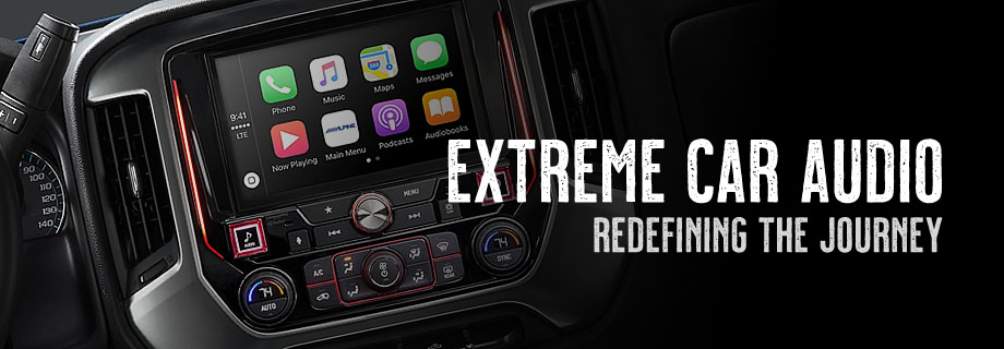Extreme Car Audio Receivers
