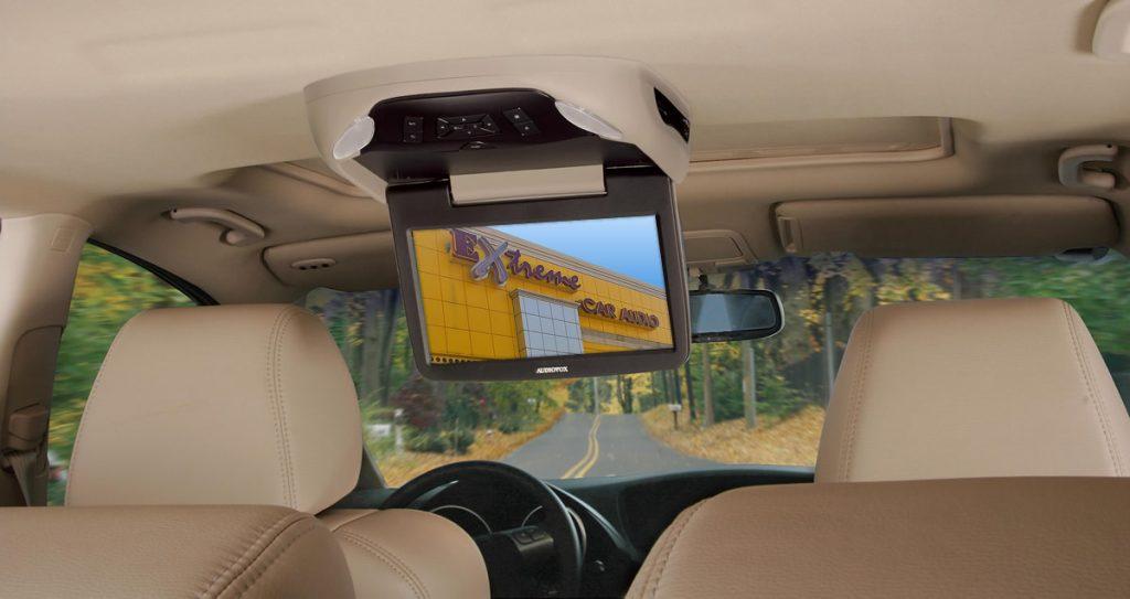 Overhead Mobile Video