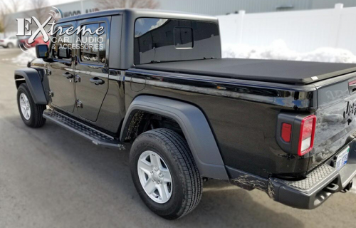 2020 Jeep Gladiator Complete Window Tint 5% Llumar Pinnacle