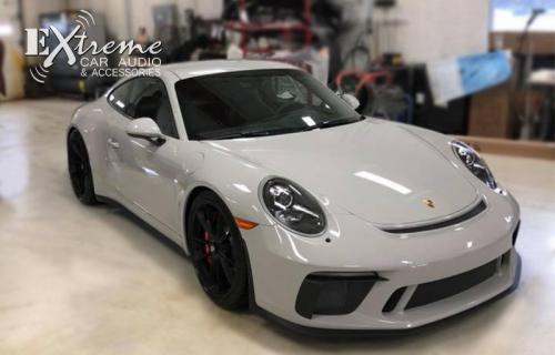 Porsche 911 Paint Protection Film Ultra