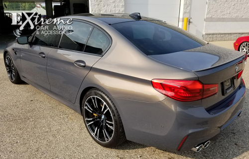 BMW M3 55% Carbon Complete Window Tint