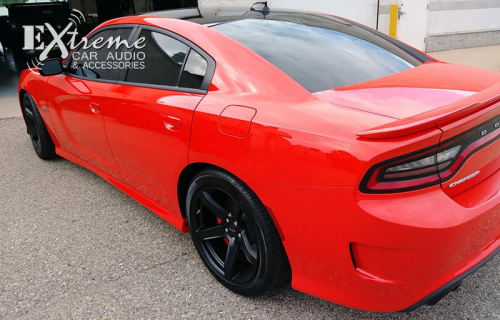 Dodge Charger Complete Window Tint 20% SunTek High Performance