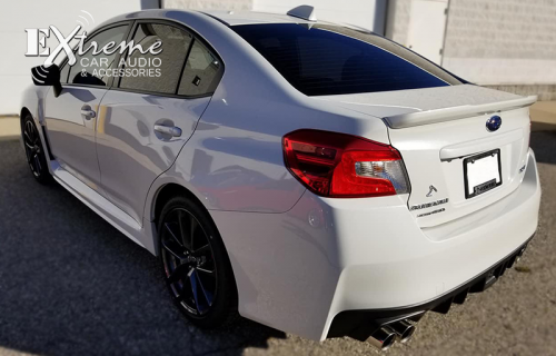 Subaru WRX Complete Window Tint 15% SunTek High Performance