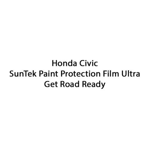 Honda Civic Paint Protection Film Ultra
