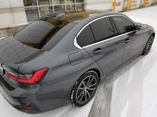 2020 BMW 3 Series Back