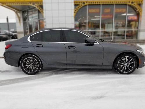 2020 BMW 3 Series Side