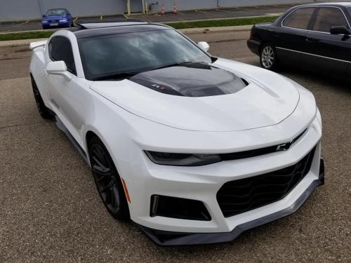 Chevy Camaro Complete Window Tint