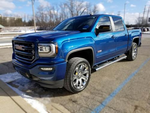 GMC Sierra Complete Window Tint