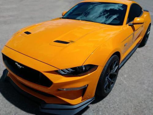 Mustang 5.0 Complete Window Tint