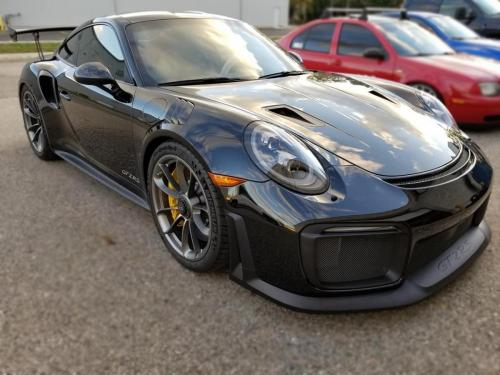 Porsche GT2RS Paint Protection Film Ultra