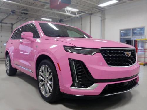 2020 Cadillac Front