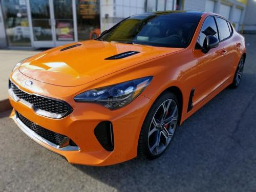 Kia Stinger Complete Window Tint