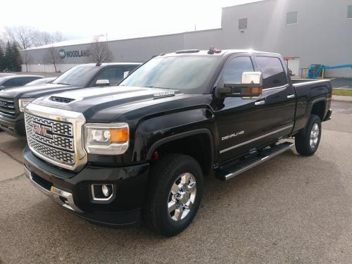 GMC Denali HD Duramax Complete Window Tint