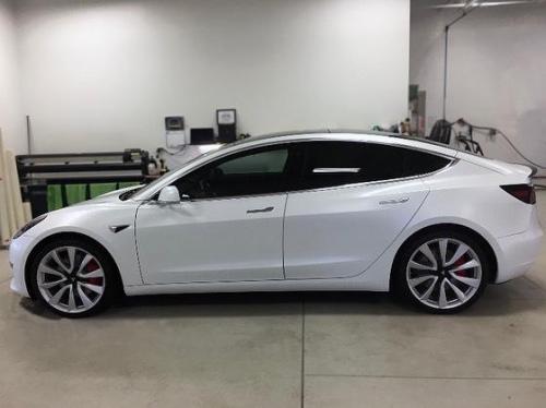 Tesla Side